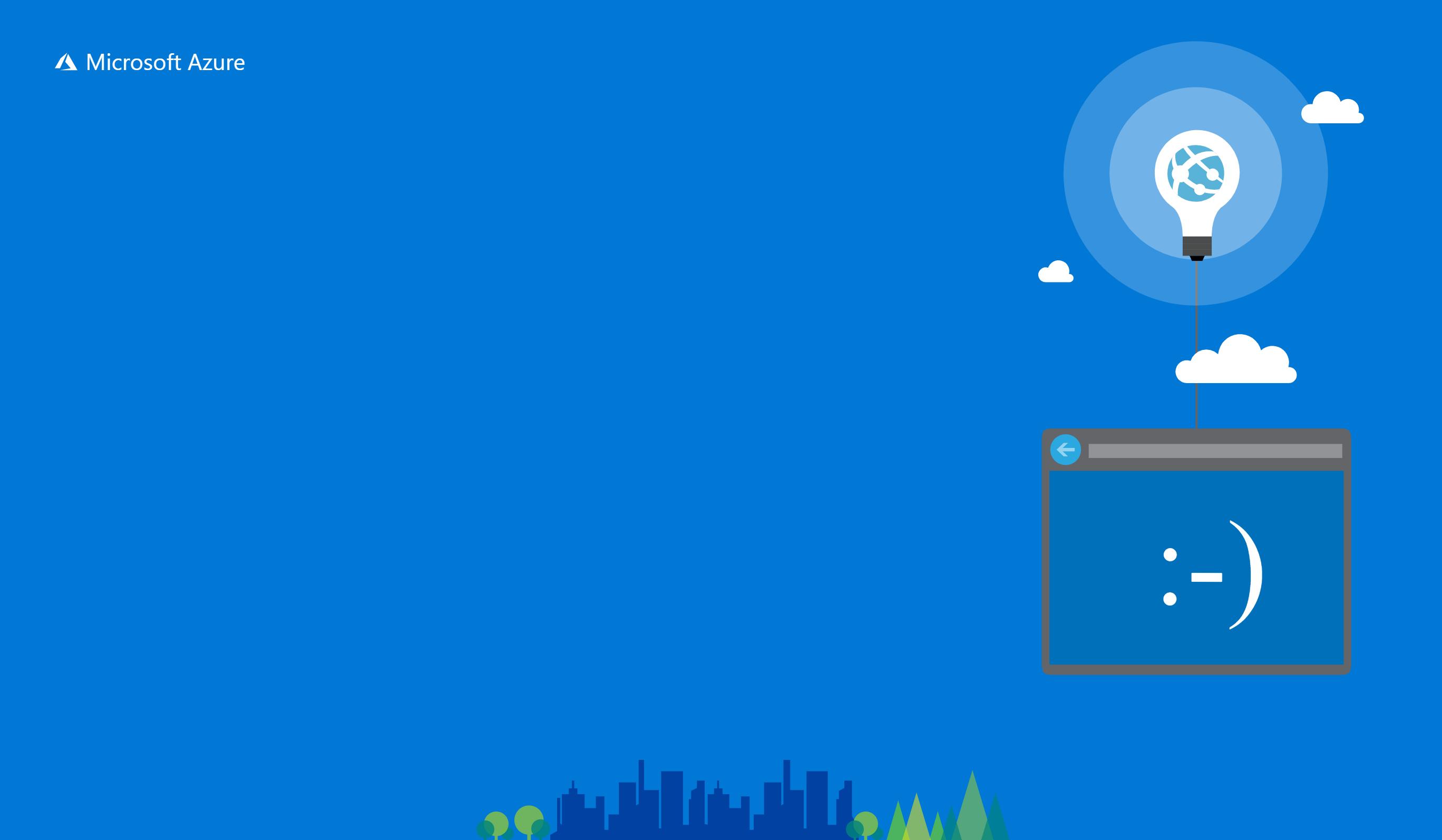 Deploy Python web app to Azure Web Service